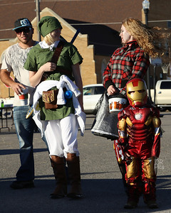 Durant Mainstreet Halloween 13