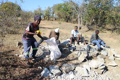Lemba Weir (Water Conservation) Project