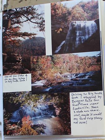 1992 Scrapbook Page