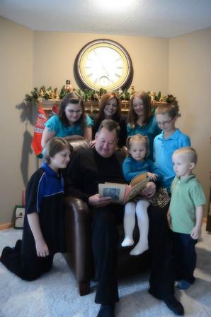 Burling Family Photos 2014