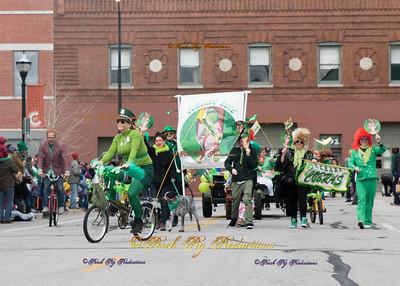 2016 St. Patricks Day Parade COBRAS