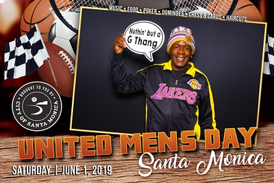 United Men's Day 6/1/19