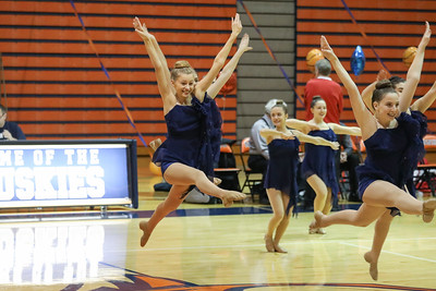 NNHS JV Dance Team (2017-02-02)