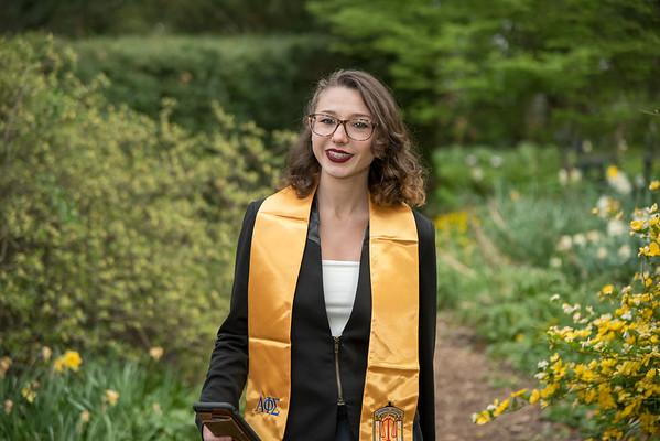 Honor Society Induction - SUNY Farmingdale - May 4, 2018