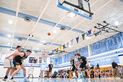 1-3-20 Garber Varsity Basketball