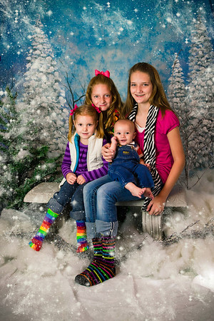 2012 Winter Wonderland Mini-Session