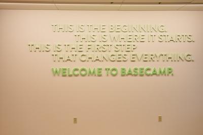 Providence Basecamp Interior