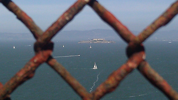 Golden Gate Bridge, March 2013