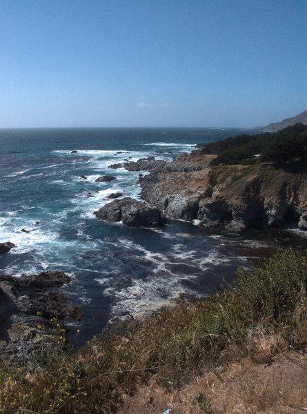 Monterey Bay Aquarium (II) and Big Sur