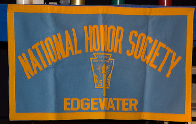 National Honor Society Induction, January 30, 2008