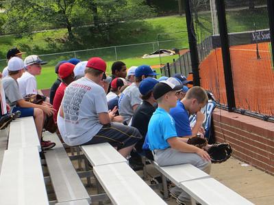 Baseball camp 2013