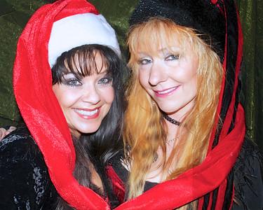 Brenda Kashmir and Darlene Tyler