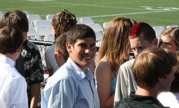Diego's 8th Grade Graduation 2010