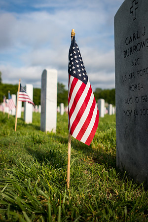 Middle Tennessee State Veterans Cemetery (5/23/20)