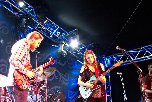 Tedeschi Trucks Band 2012