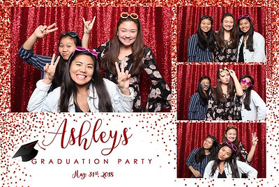 Ashley's Graduation (Mini Open Air Photo Booth 2)