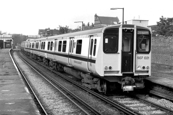 8th & 9th June 1992: Southport
