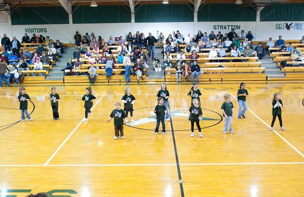 3/16 Youth Cheerleaders