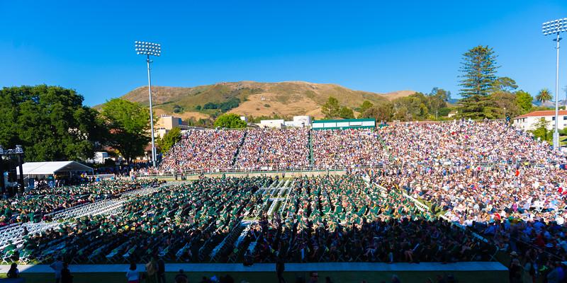 Day 2 of Cal Ploy SLO Graduation (Sarah's)
