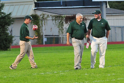 Varsity Football - Boone 2009