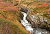 Snow runoff above Aurland, Norway. © 2004 Kenneth R. Sheide