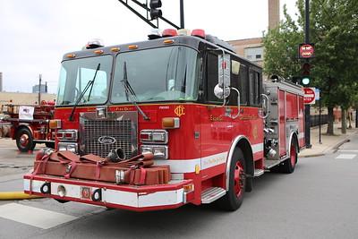 2019 CHICAGO FIRE DEPARTMENT QUINN FIRE ACADEMY MUSTER