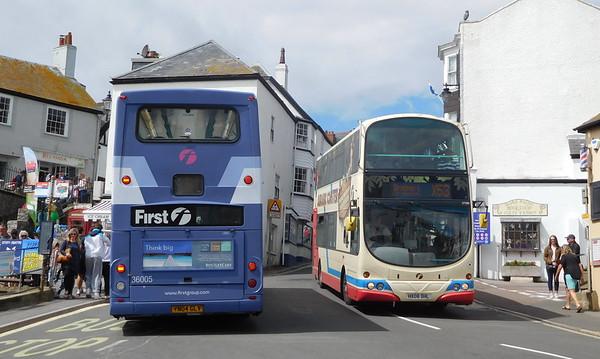 31.07.17 - Lyme Regis