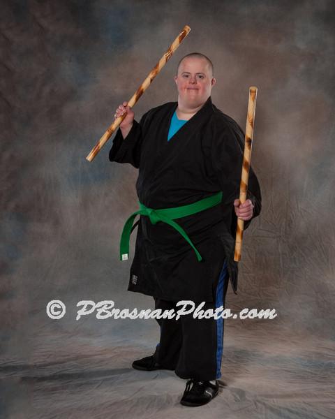 The Karate School - 2014