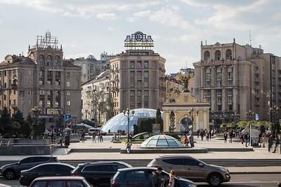 Kiew, Maidan