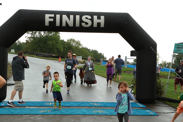 Olathe Charities 5K 2019