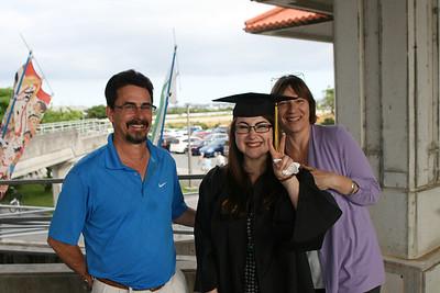 Kathy Graduation