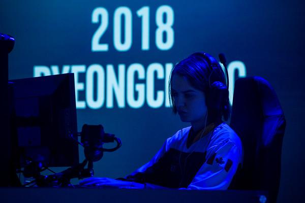 Intel Extreme Masters Pyeongchang 2018