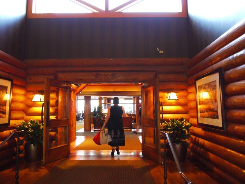Shore Lodge fyer