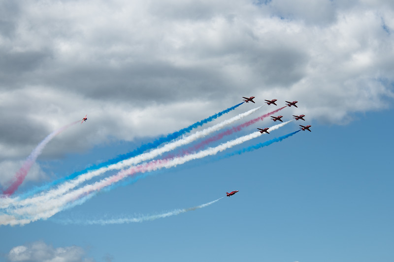 Royal Air Force - Red Arrows