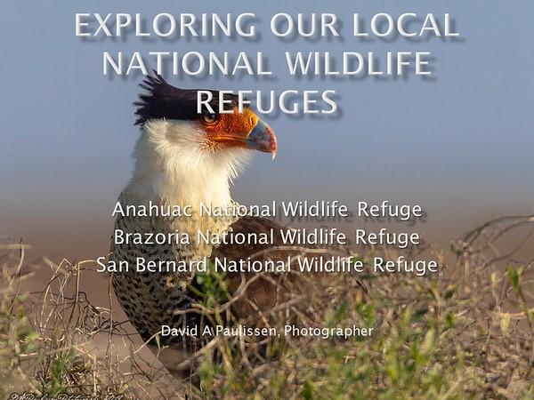 Exploring Our National Wildlife Refuges