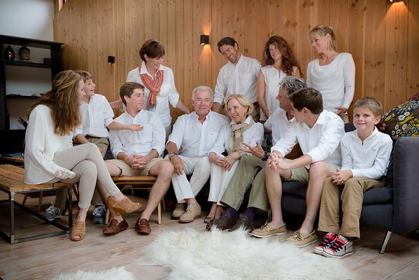 Family Roberts Chamonix
