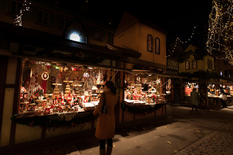 """""""Ooooh! Christmas market! It's all so cuuuute!"""" - repeated a thousand times."""