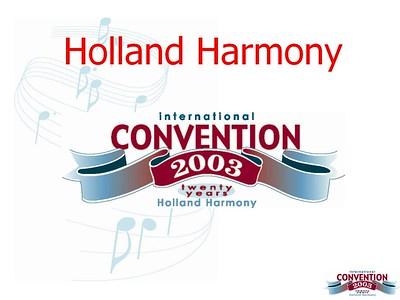 2003-0310 HH Convention -slideshow pics