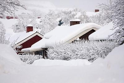 Lapland , Sweden