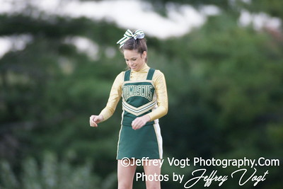 09-30-2011 Damascus HS & Seneca Valley HS Band Cheerleading Poms, Photos by Jeffrey Vogt Photography