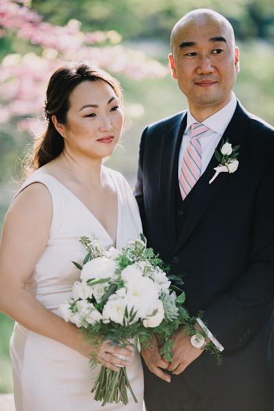 Alfred Caldwell Lily Pond Wedding