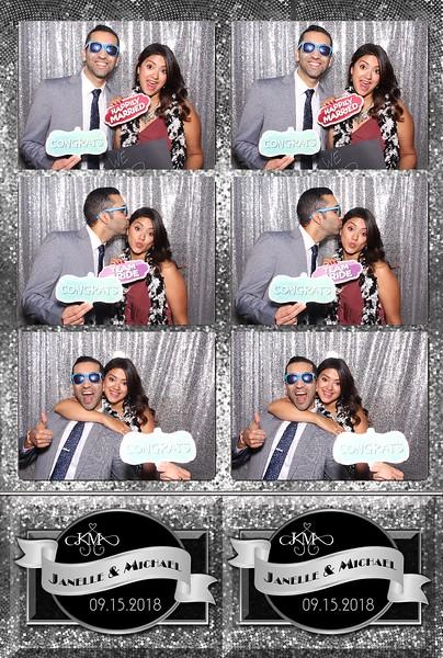 Janelle & Michael's Wedding (09/15/18)