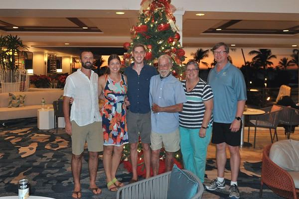 2017-12-23 to 2018-01-01  Duluk-Marshall-Colford Hawaii Trip