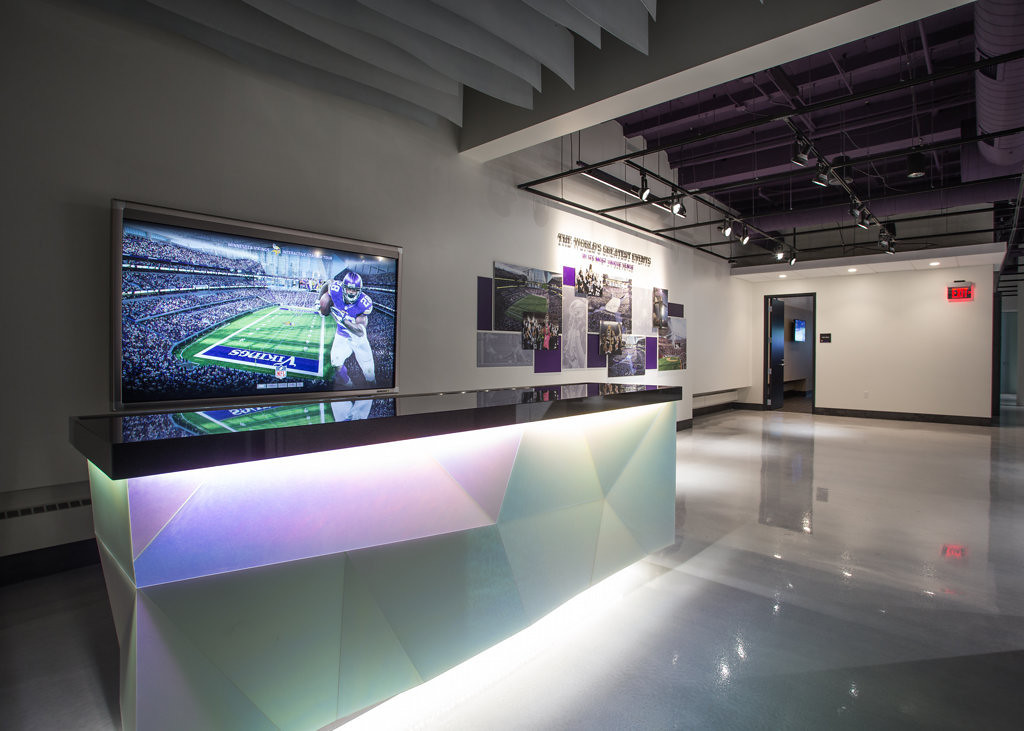 . (Photo courtesy of the  Minnesota Vikings)
