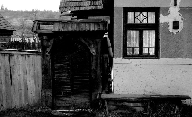 Door Romanian village spotted.jpg