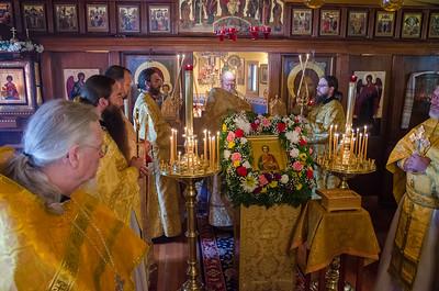 Feast of St. Panteleimon (2012)