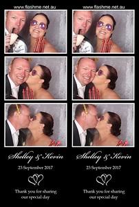 Shelley & Kevin's Wedding - 23 September 2017