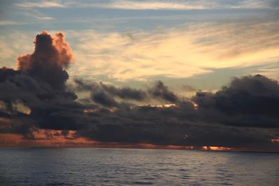 Day at Sea Nov 30