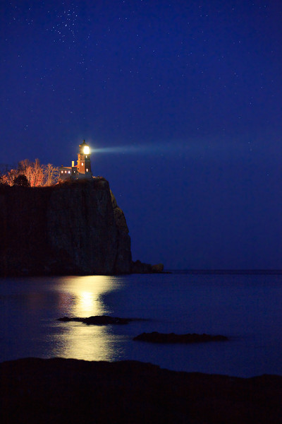 Starlight and Shore Light