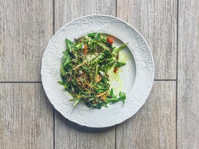 dandelion puntarelle salad horizontal.jpg